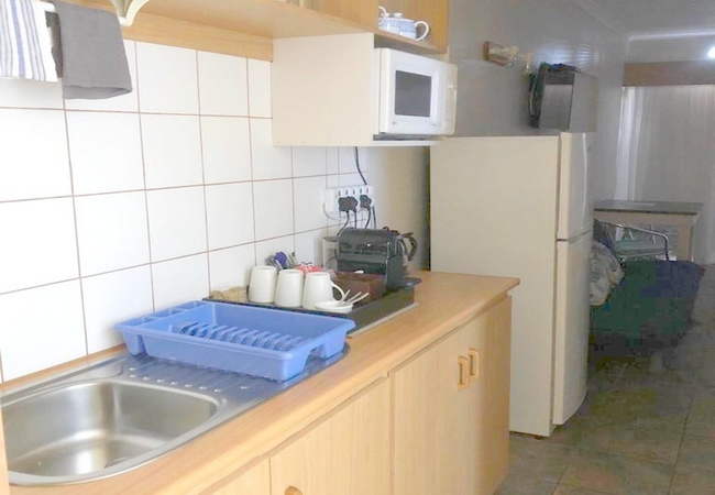 Self-catering (Downstairs)