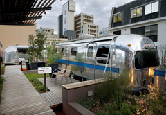 Airstream Trailer Park @ Grand Daddy
