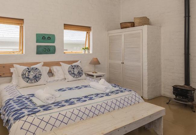 Main bedroom - upstairs