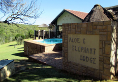 Aloe and Elephant Lodge