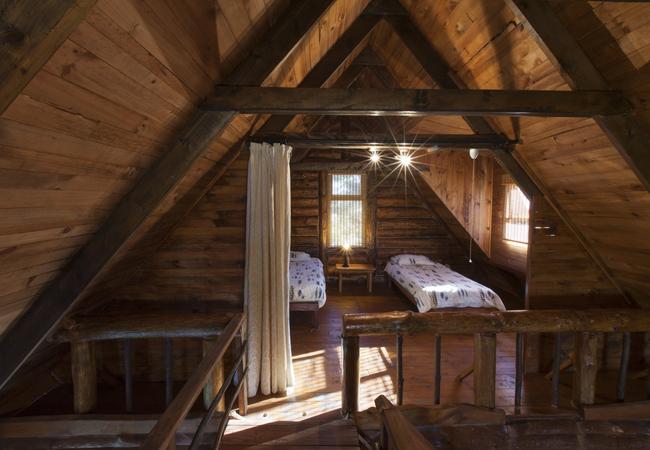 Upstairs Twin Room x 2