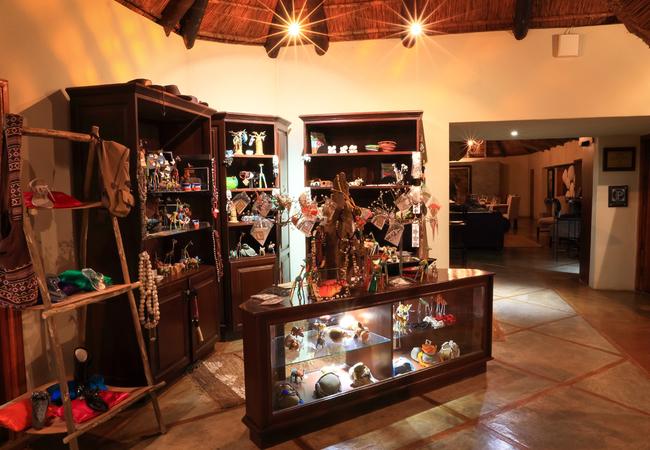The Shop at AmaKhosi Safari Lodge