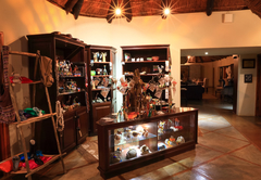 The Shop at AmaKhosi Safari Lodge
