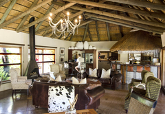 At AmaKhosi Safari Lodge