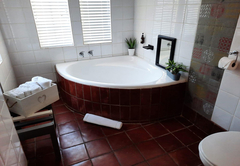 Family Room with Bath and Shower