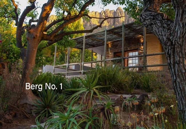 Berg Cottage One