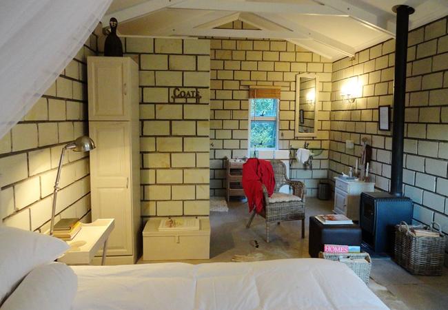 Cornwallis Garden Bedroom