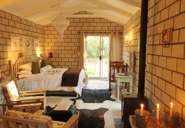 Nguni Garden Bedroom