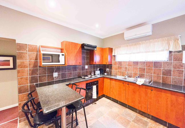 Two Bedroom Family apartment