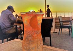 Sundowners at Big Bay