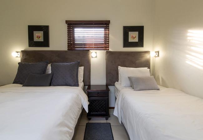3. Triple Room