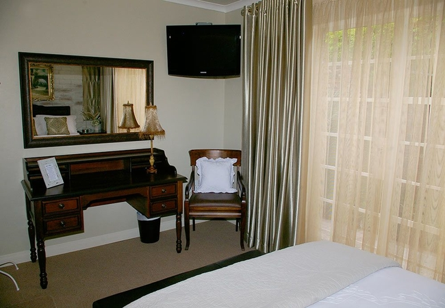 Cottage: Deluxe Double Room