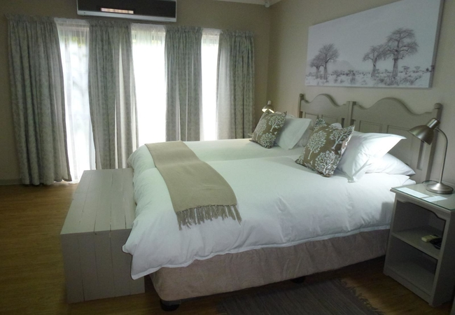The Annexe King Room