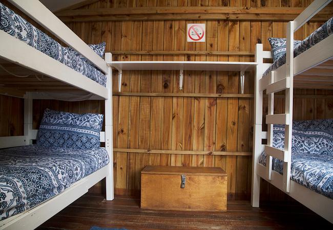 5 Sleeper Dorm
