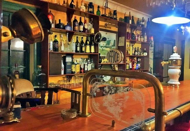 Relaxing back garden