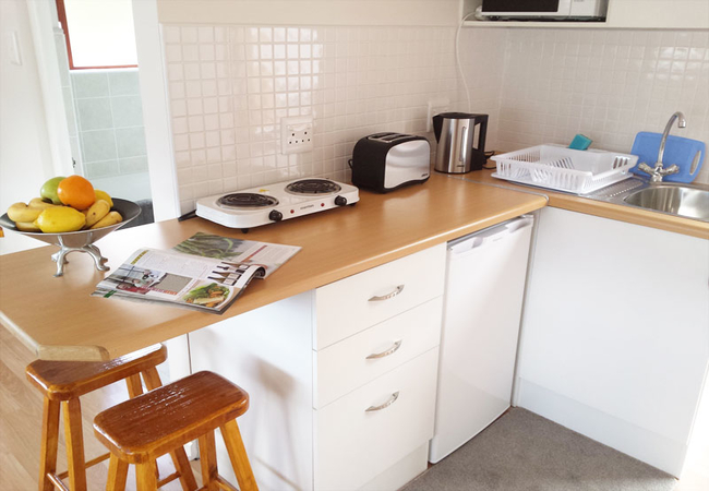 Small Thyme kitchenette