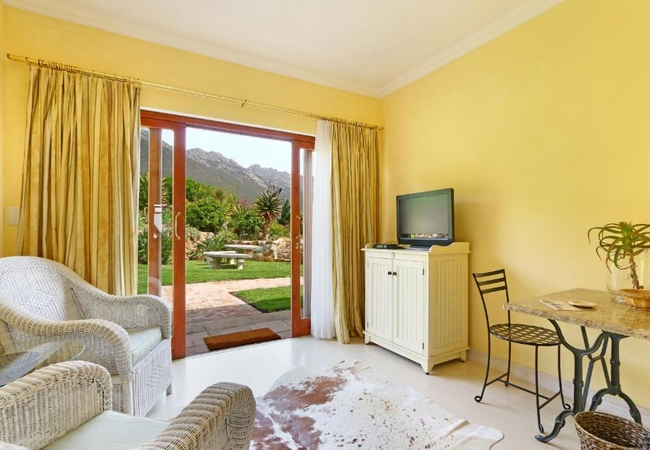 Apricot Double Room