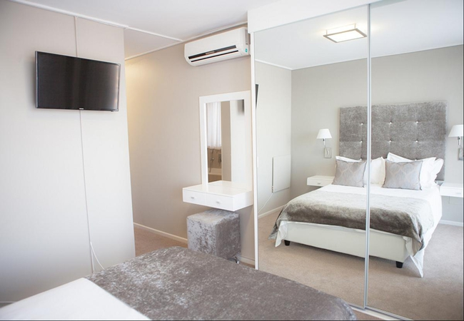 Three Bedroom Penthouse Suite