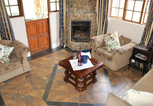 Garden-facing Queen Suite