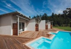 Communal swimming pool