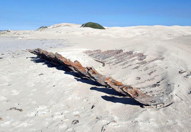 Arniston wreck