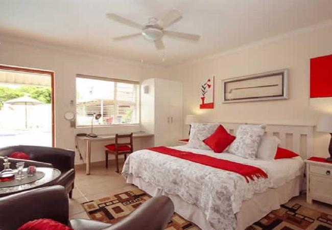 Oban bedroom