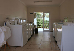 Complex laundry facilities
