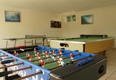 Complex games room