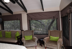 4 Sleeper Tented House