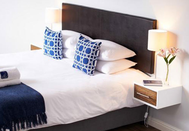 Double Rooms - King Bed