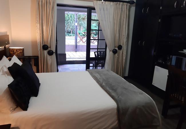 Room 2 - Luxury Double Room
