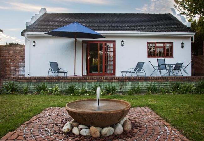 Cape- Dutch Cottage