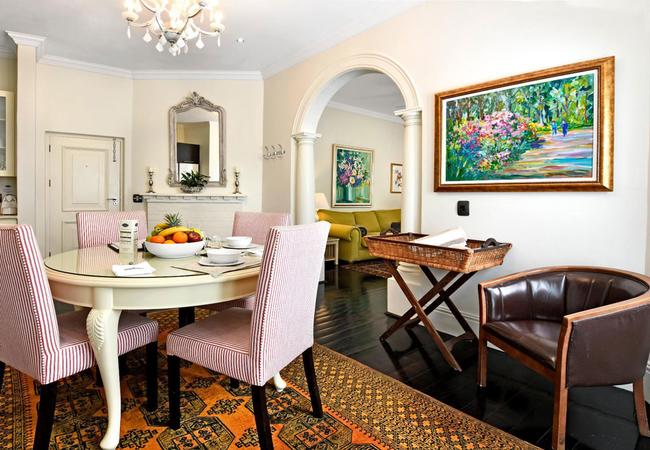 Luxury La Cotte Suite