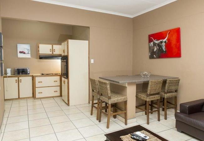 3 Bedroom Self-catering Unit - 1st Floor