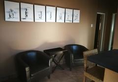 2 Bedroom Self-Catering Unit - 1st Floor