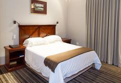 Deck Facing Hotel Room