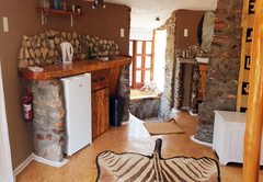 Firewood is provided