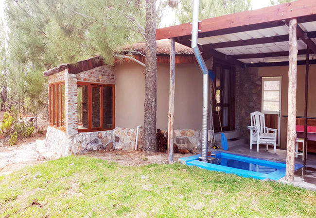 Pool and Sauna