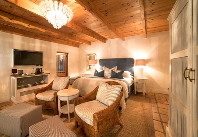 Superior Rooms - Sea bedroom