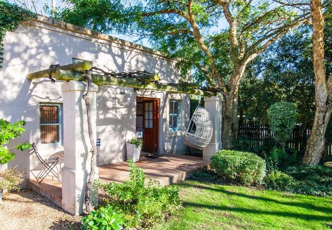Owl Garden Cottage