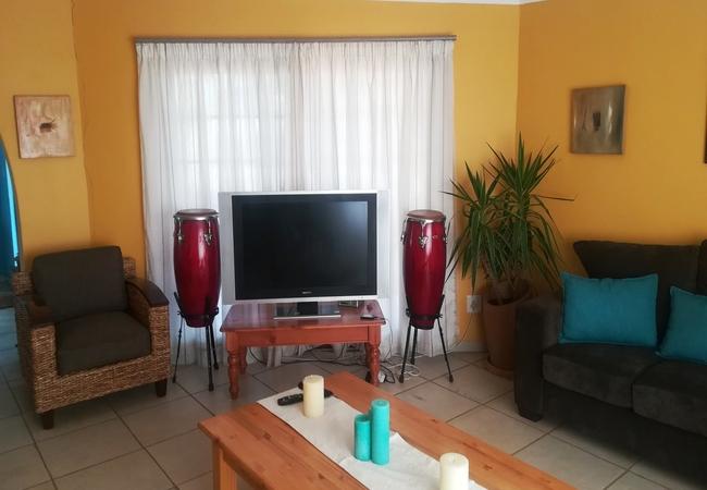 Communal TV Lounge