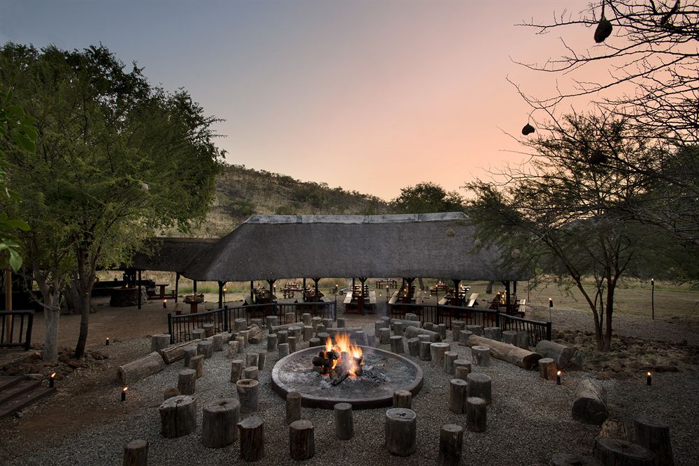 Bakubung Bush Lodge In Pilanesberg North West Province