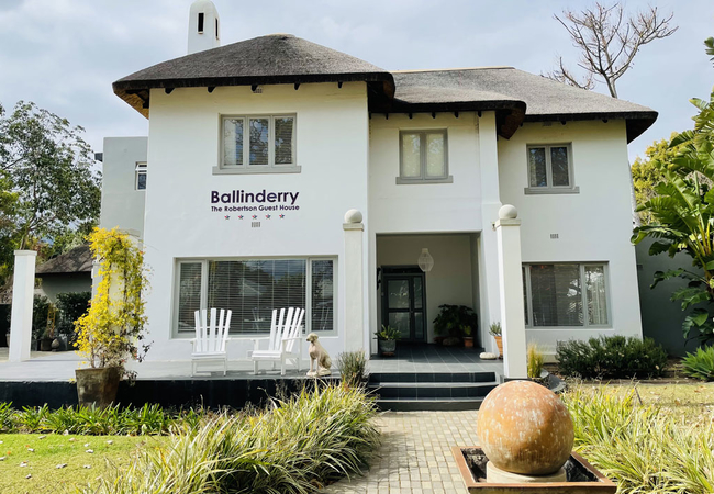 Ballinderry - The Robertson Guest House