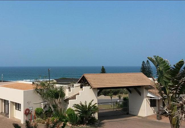 Banana Beach Holiday Resort in Melville Beach, KwaZulu Natal