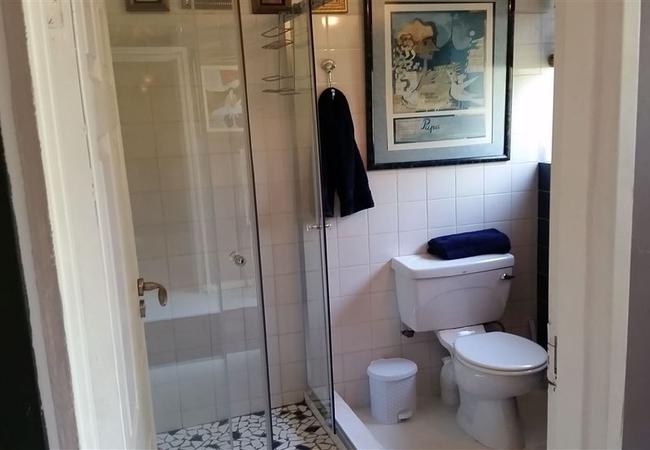 Own private bathroom