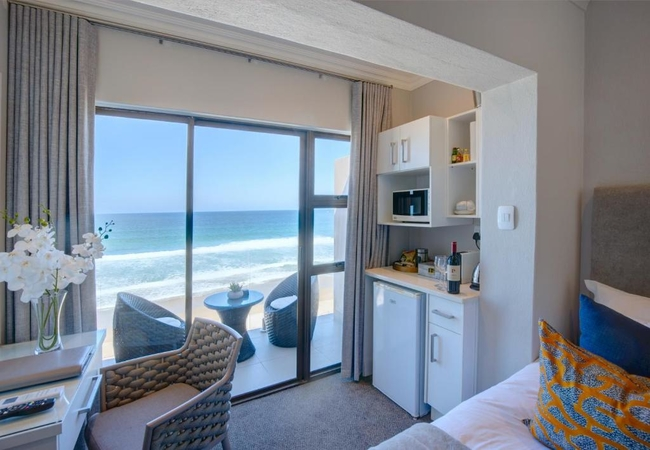 Luxury Suite with Sea View