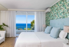 Penthouse Balcony sunset LR