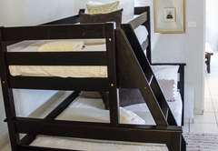 Family Apartment Pigeonwood - tri-bunk bed