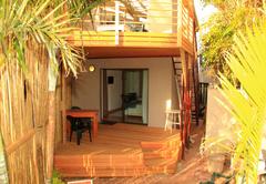 Garden Studio deck