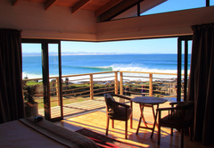 Luxury room balcony / view